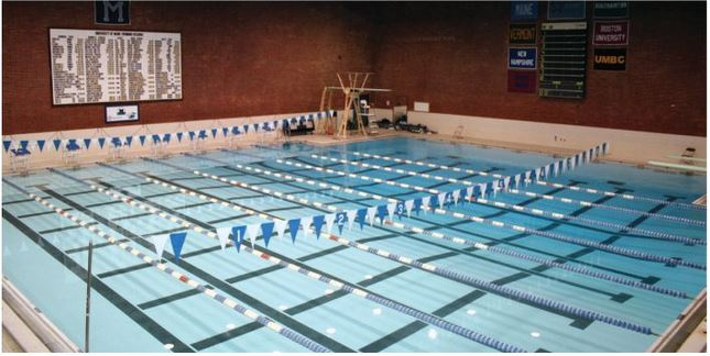 Wallace Pool Campus Recreation University Of Maine