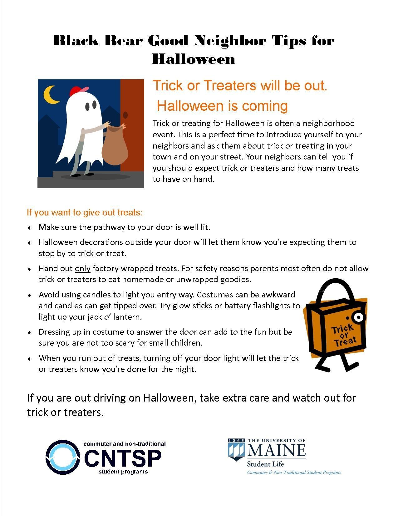 Halloween tips 2013 General