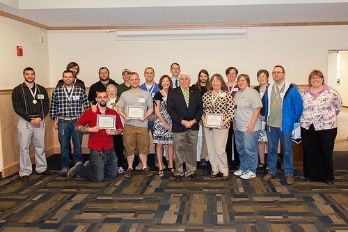 Graduating Nontraditional Student Achievement Award photo