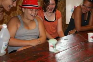 Wild Adventures at Camp CaPella
