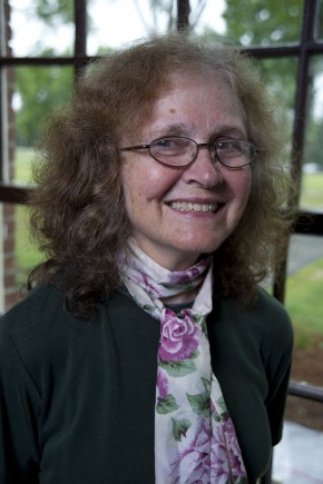 Photo of Elaine O'Leary