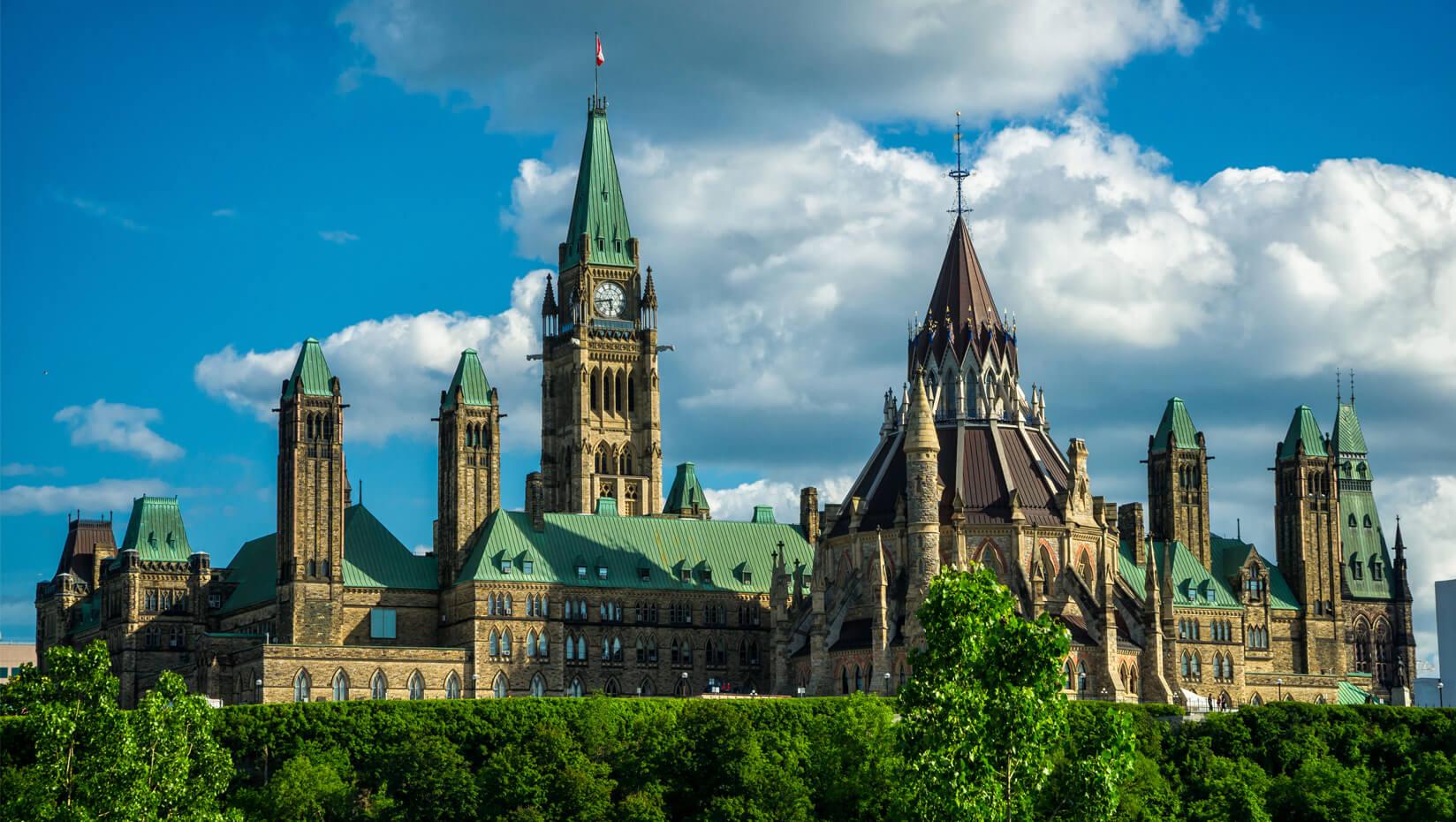 Parliament Building, Ontario, Canada  № 932295 без смс