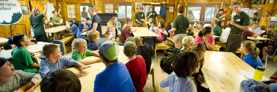 University of Maine 4-H Camp & Learning Center at Bryant Pond