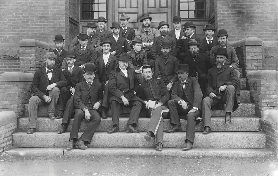 1893 UMaine Faculty