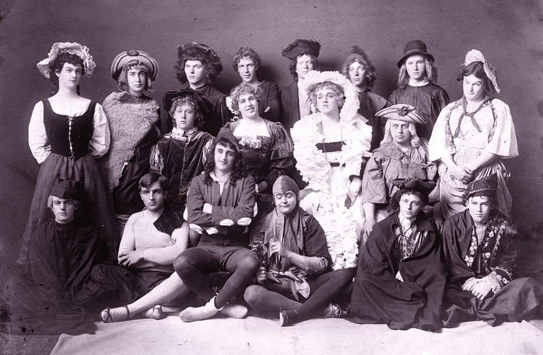 Maine Masque Theatre in 1907