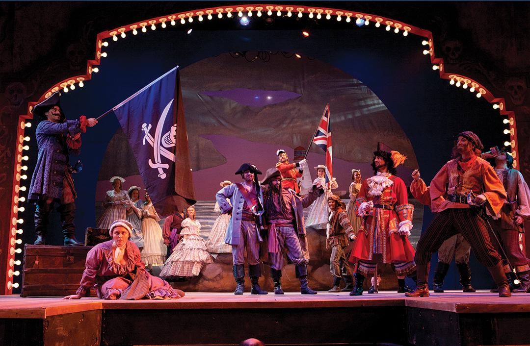 Maine Masque Theatre in 2011