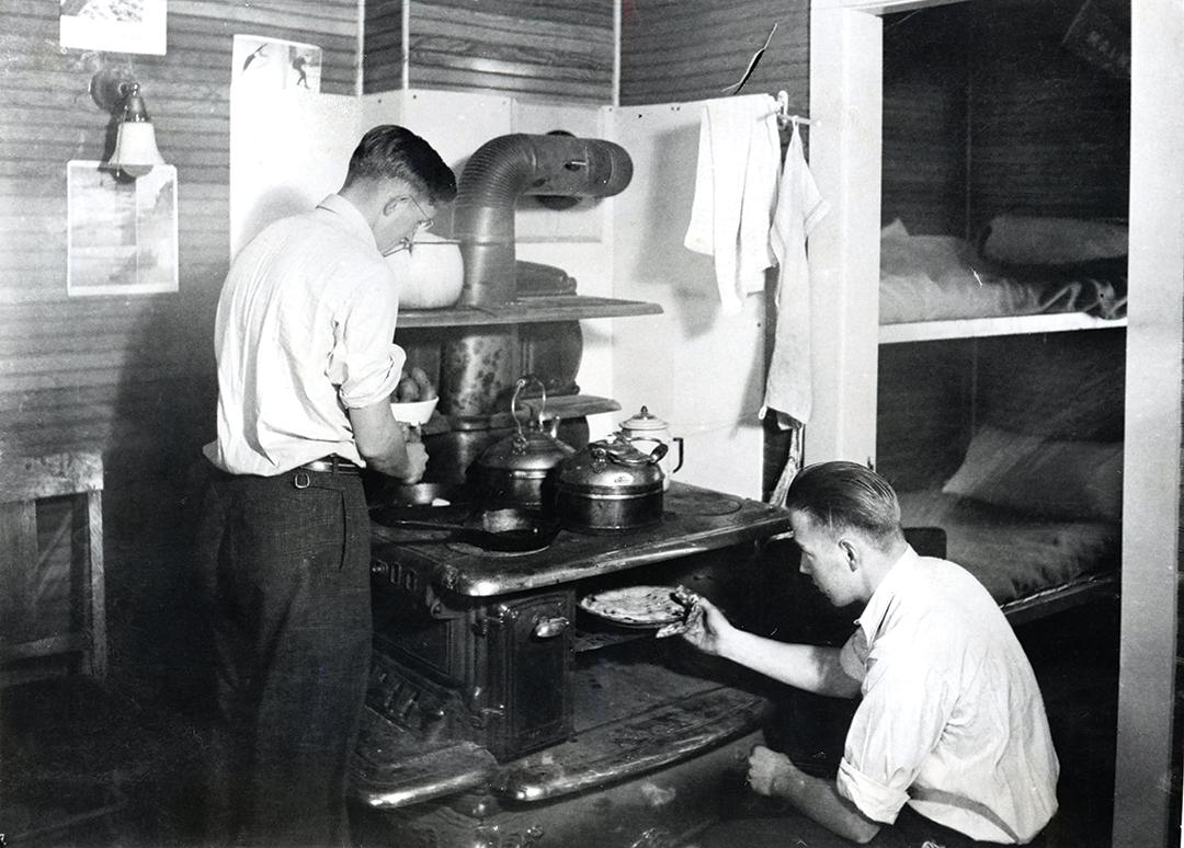 1937 UMaine Cabins