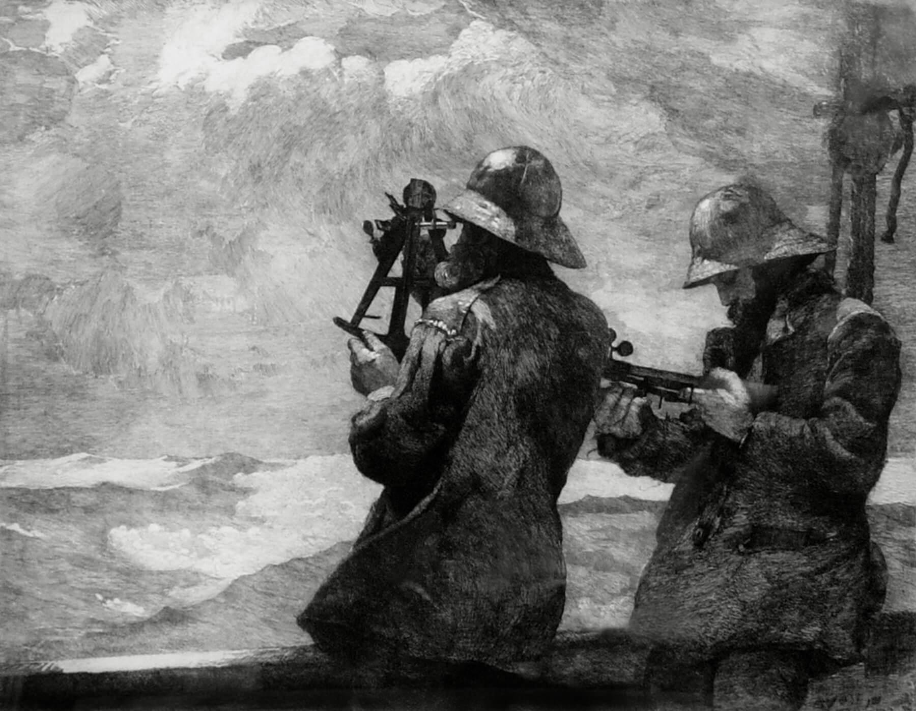 Eight Bells, 1887