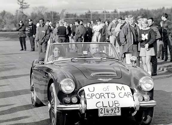 Homecoming, circa 1968