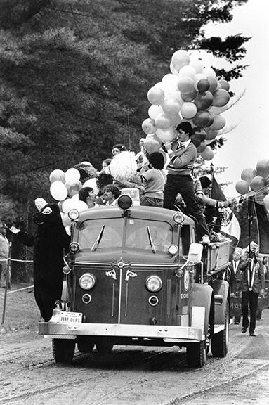 Parade, circa 1980