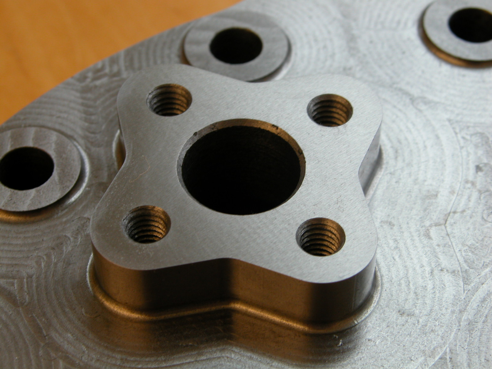 Retrofit Compressor Heads developed at the AMC - The