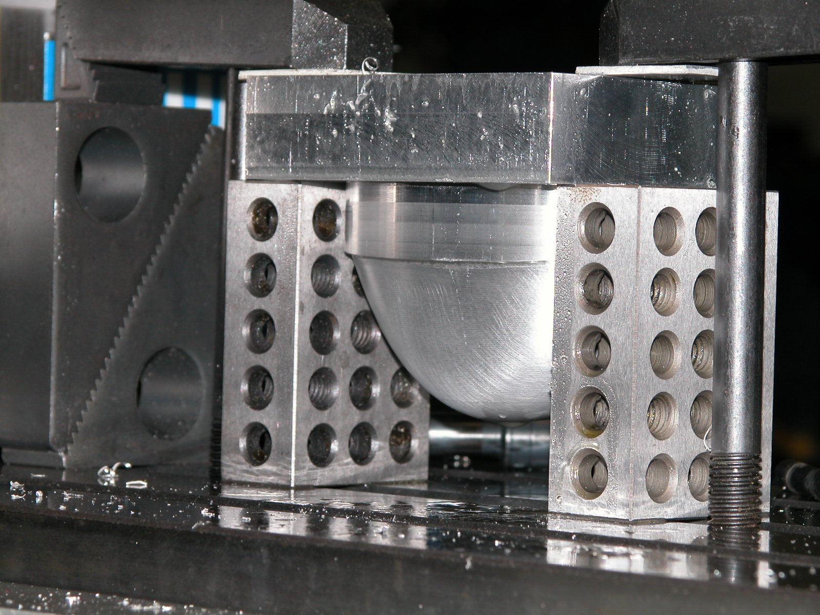 Forged Composite Safety Shoe Inserts Developed At The Amc