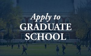 image to link to apply to graduate school