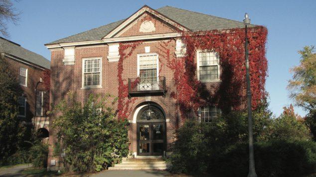 Photo of Stevens Hall