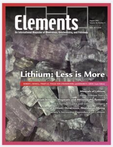 Cover Elements Magazine