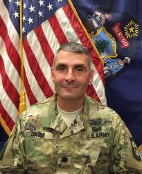 Lieutenant Colonel Michael R. Davis