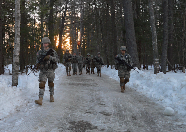 Welcome to Army ROTC - Army ROTC - University of Maine