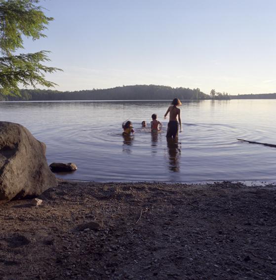 Michael Grillo Moosehead Lake 2009