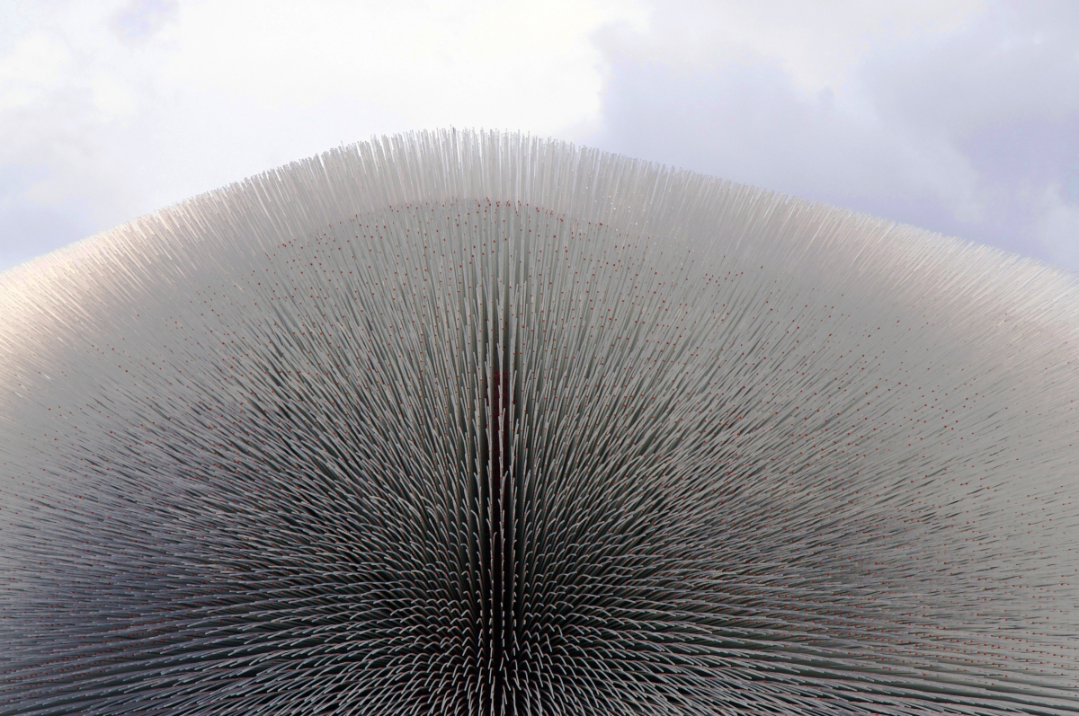 A British Gift to the Chinese People – The British Pavilion at Expo 2010 – Shanghai – adjusted