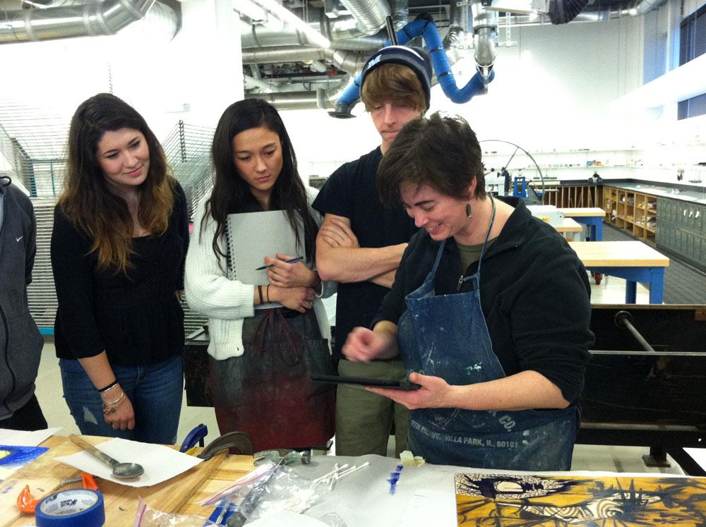 Amy Guadagnoli Workshop
