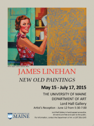 James Linehan  New Old Paintings  Exhibition