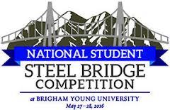 Steel Bridge Competition logo