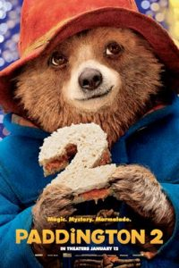 Paddington Bear movie poster