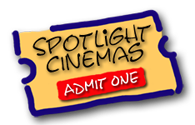 Logo for Spotlight Cinemas