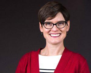 Headshot of Sarah Howorth