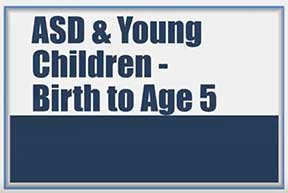 Title page: ASD and Young Children