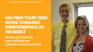 photo of Connor and Jessica Archer with Webinar title