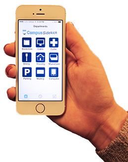 iphone with sidekick