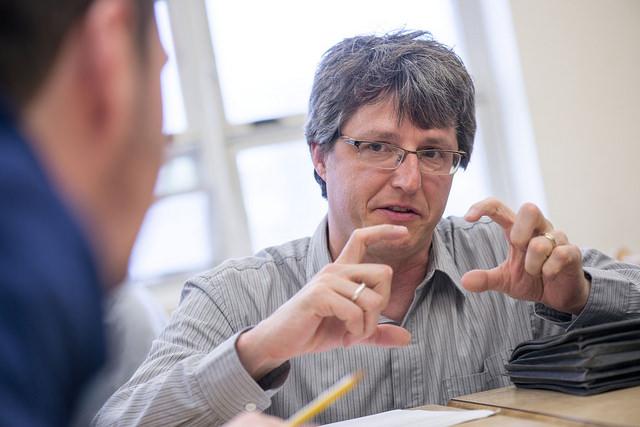 umaine faculty teaching class