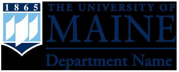 Full crest department logo outlined