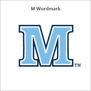 M wordmark