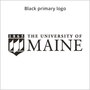 black full crest logo