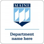 social avatar for umaine, department version