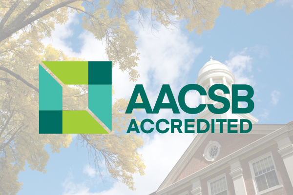 featured image for AACSB extends Maine Business School accreditation