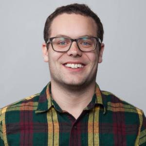 Photo of Luke Thomas, founder of Friday and UMaine alum