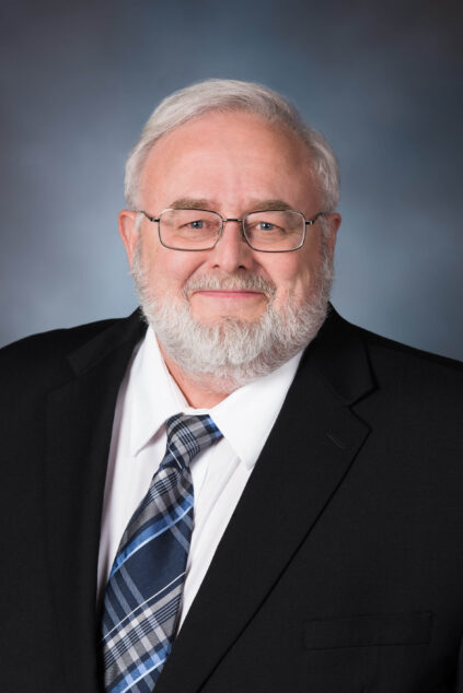 Donald Harkins, MBA Cooperating Faculty
