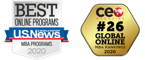 MaineMBA is ranked by US News and CEO Magazine