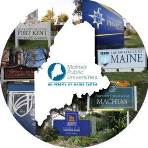 Maine's public universitites