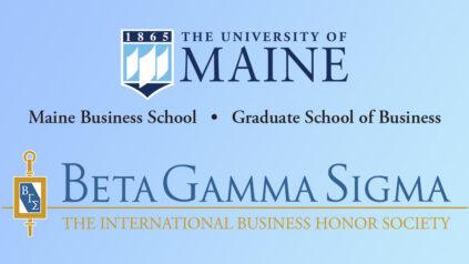 Beta Gamma Sigma 2021 Inductees