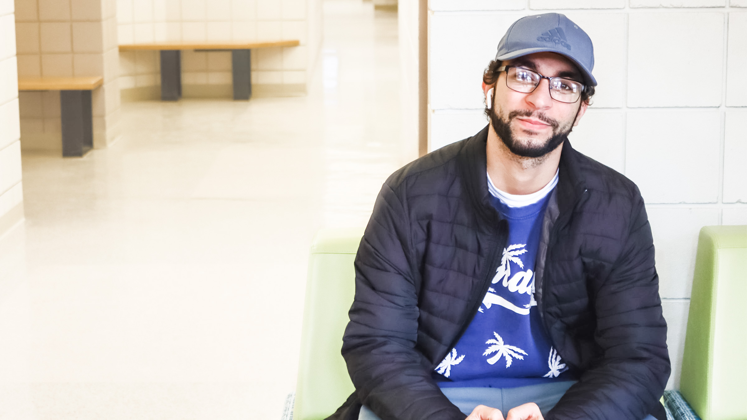 featured image for International Student Profile: Abdelrahman Elbrolosy