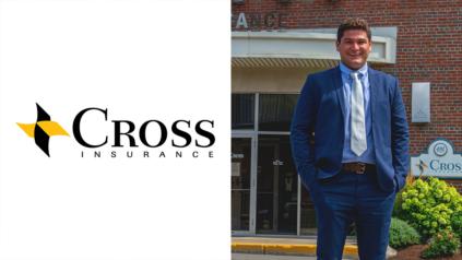 Cameron Houde at Cross Insurance