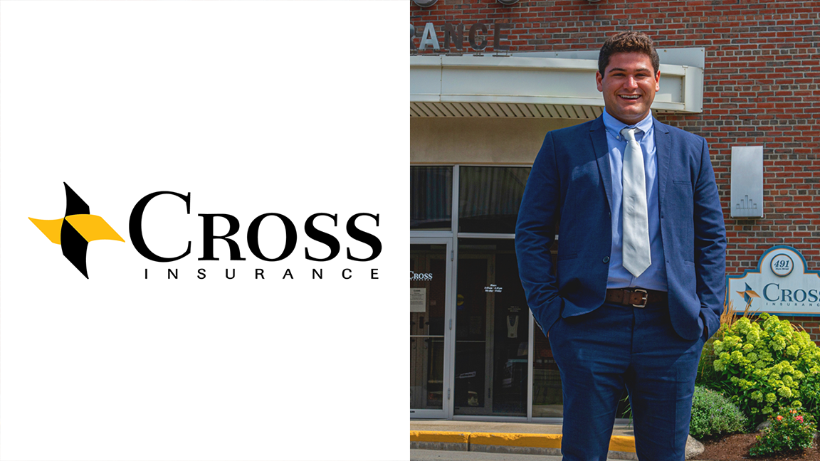 featured image for Internship Stories: Cameron Houde at Cross Insurance