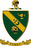 alpha gamma rho fraternity crest