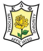 kappa delta phi N A S sorority crest