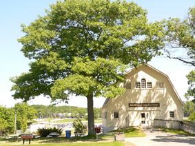 Maine Bound building
