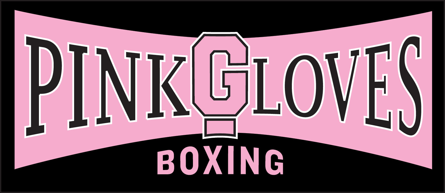 pink gloves logo